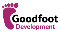 Goodfoot Development Logo